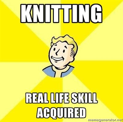 FalloutKnitting