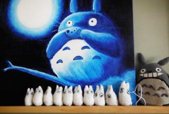 Totoros_TotoroPainting