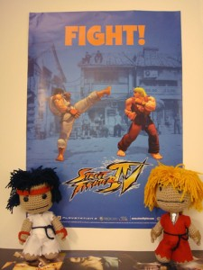 StreetfighterKnitting